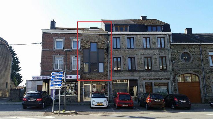 Appartement à louer Paliseul - Luxembourg - Belgique