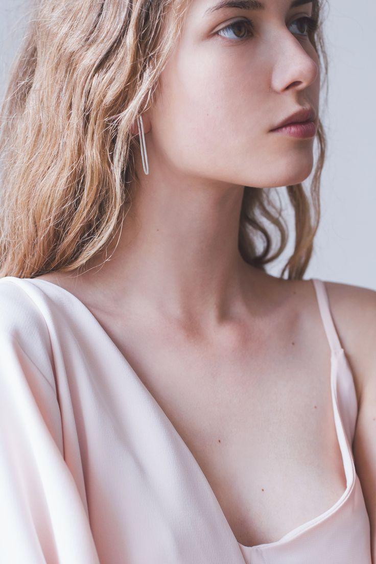 earring - lui - Anna Lawska Jewellery
