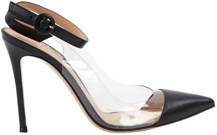 Pin by Kuzuki Qz on Fashion | Women shoes, Leather heels