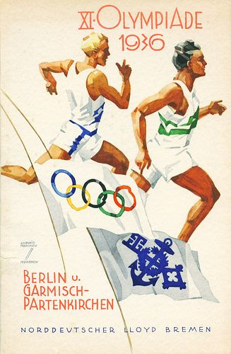 1936 summer olympics | Recent Photos The Commons Getty Collection Galleries World Map App ...