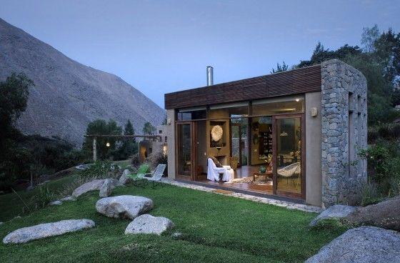 Diseño de casa de campo