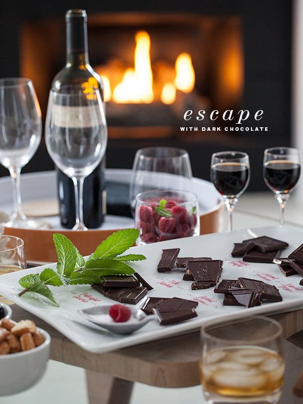 Best Wine With Dark Chocolate 25 best chocolate pairings images on pinterest dark darkness and escape with ghirardelli intense dark how to host a chocolate tasting party foodiecrush sisterspd