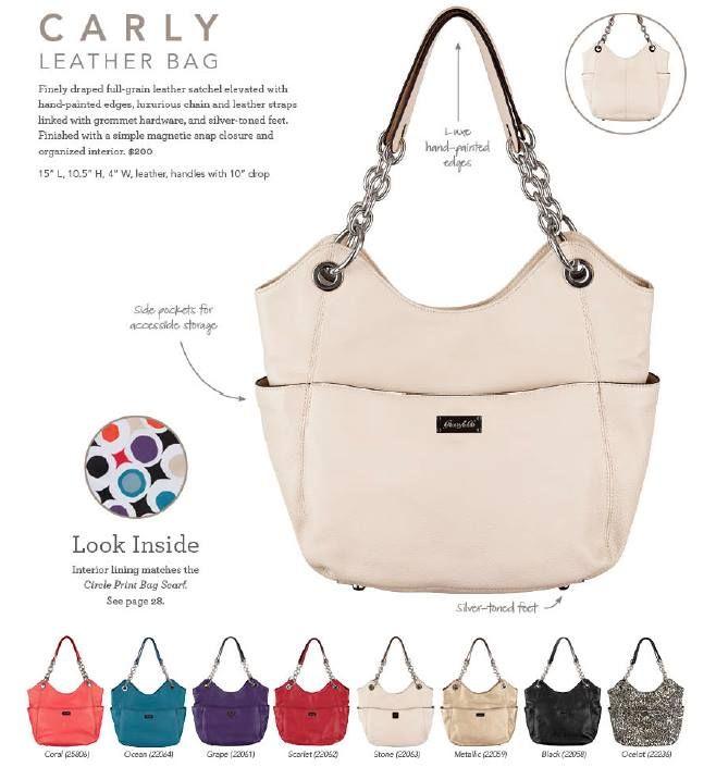 Grace Adele Spring Summer 2014 Catalog Carly #GraceAdele #Handbag