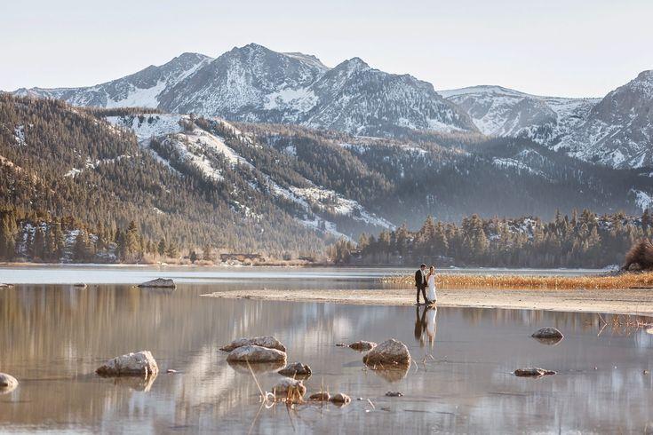 June Lake Wedding | Mountain Wedding | Bergreen Blog: Outdoor Wedding Destinations in California | Wedding Photography