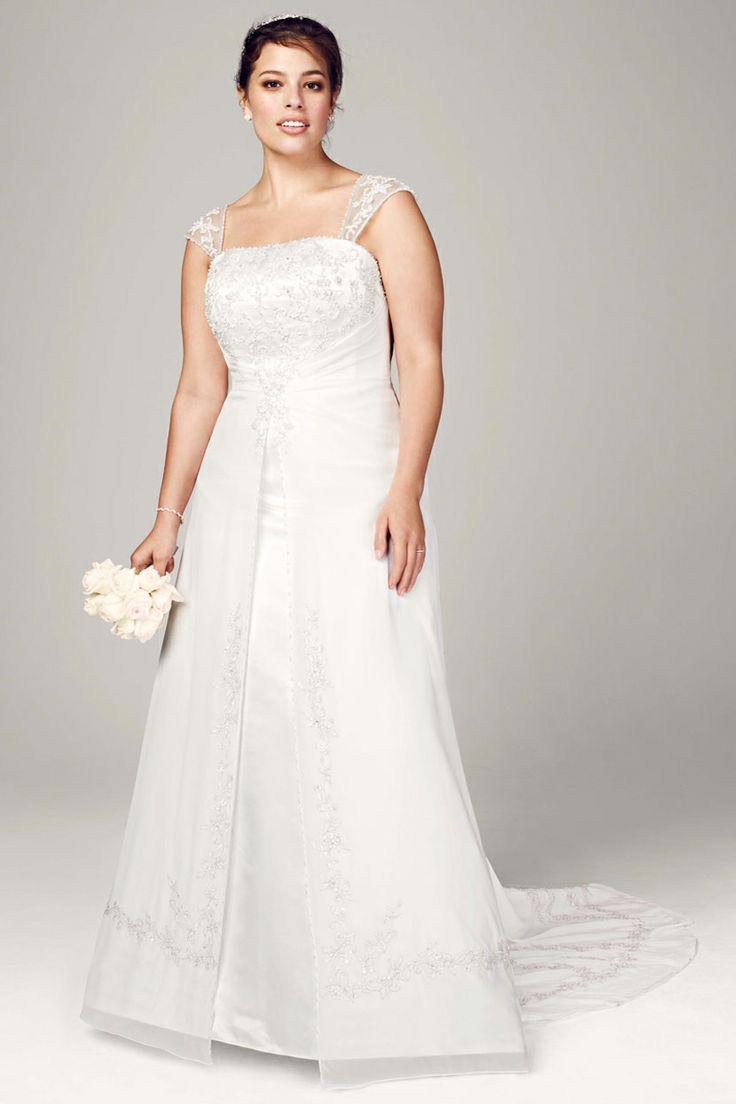 Gown by DB Woman at David's Bridal