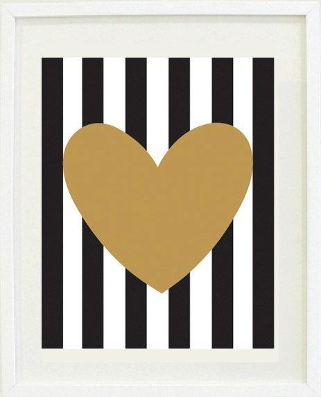 92 best black & white stripes with gold images on Pinterest | Cake ...