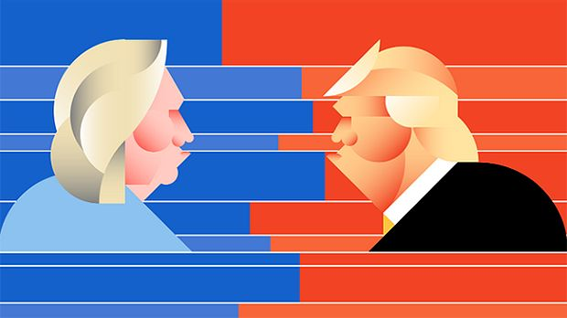 US election 2016 polls and odds tracker: Latest forecast in race for presidency between Hillary Clinton and Donald Trump