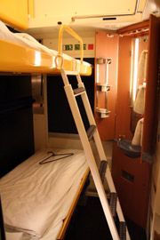 Paris-Munich (Cassiopeia) Overnight Sleeper Train