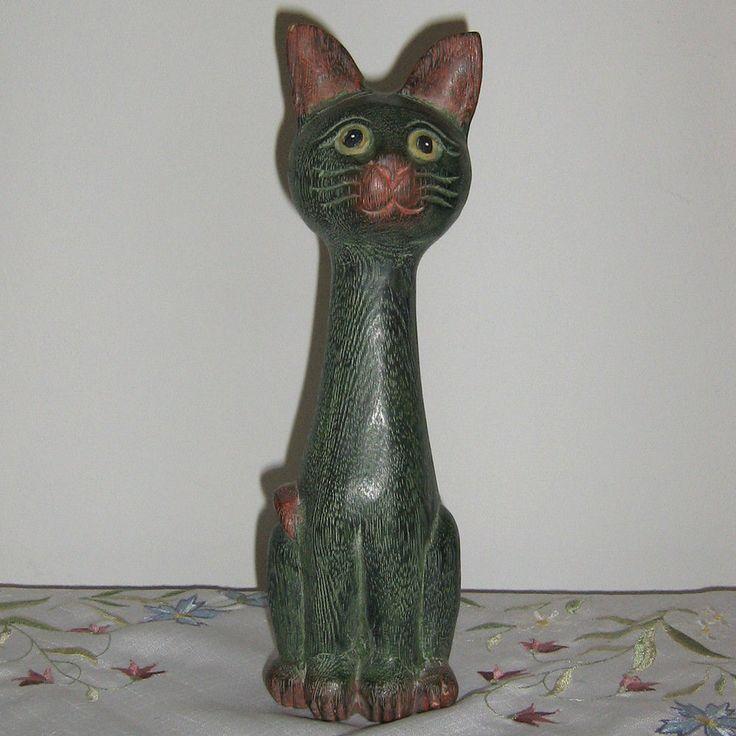 Die besten 25+ Katzen statue Ideen auf Pinterest Zuckerschädel - wohnzimmer deko figuren