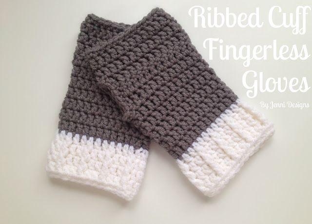 385 besten Hand Warmers Crochet Bilder auf Pinterest   Handschuhe ...