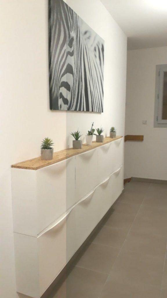 Zapatero Ikea Trones Convertido En Mueble Decoracion Entradas De Casa Decoracion De Interiores Salones Decoracion De Entrada