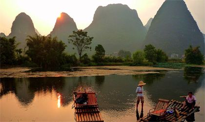 China's Guangxi Province, a #Romantic Destination for you and yours!    http://willisnichetravel.com