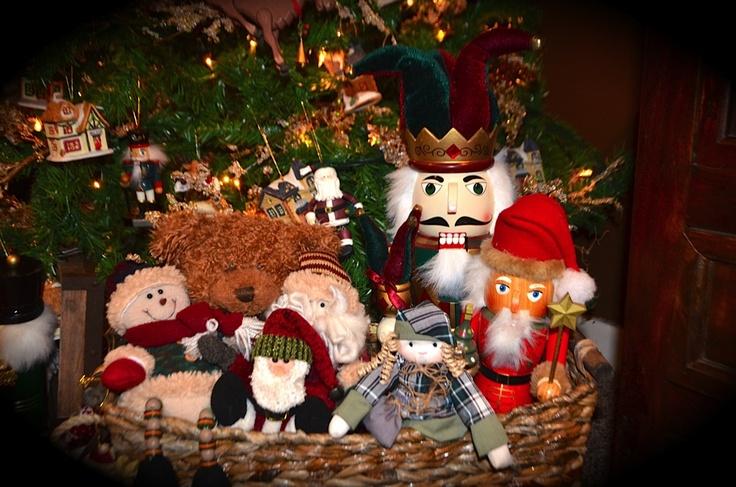 basket full of toys