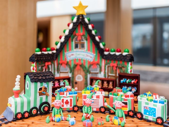 120 best Gingerbread House Trains, Planes, Ships, Automobiles, and ...