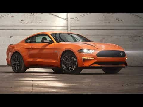 2020 Ford Mustang Ecoboost High Performance Package Gt Sport