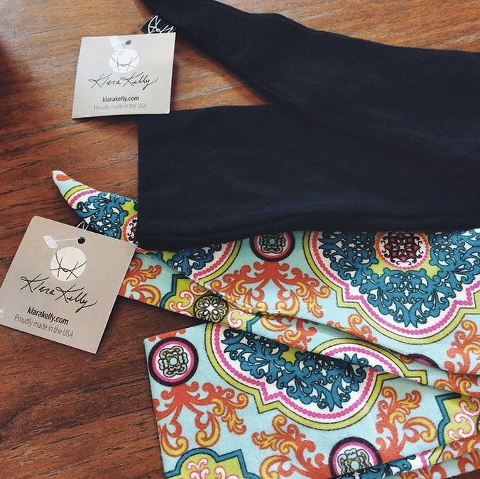 Nothing better than coming home to a package from Klara Kelly! Shop now: www.klarakelly.com  #fitfam #fitness #fitchicks #sorority #college #sports #team #customize #active #activewear #fashion #chic #sporty #cute