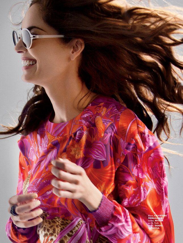 My Fashion Space: Matthew Williamson, Poppy Delevingne & Eugenia Silva for Elle Mexico