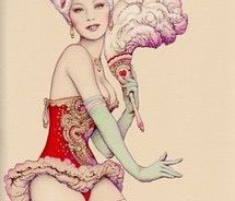 vania zouravliov burlesque: Tattoo Ideas, Vania Zouravliov, The Artists, Vaniazouravliov, Inspiration Pictures, Pinup, Mary Antoinette, Pin Up Girls, Fashion Illustrations