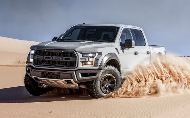 Ford F-150 Raptor SuperCrew (2017) Wallpapers and HD Images