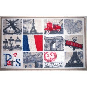 Νεανικό Χαλί City 502 Paris