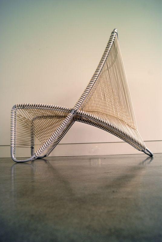Weave Chair by Mariel Penner-Wilson