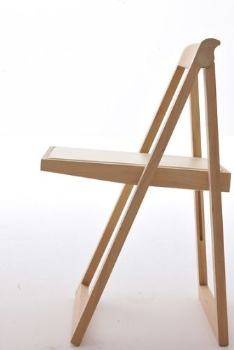 CIAK Folding Chair, Design By MAAM | Koltuklar | Pinterest | Folding Chairs,  Woods And Stools