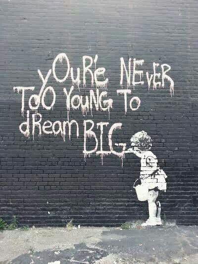 #nevertooyoung