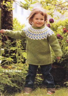 Strickpaket Lettlopi Nr. 3a / 29 | Kinder | Lettlopi | Strickpakete | Online-Shop Islandwolle Versand