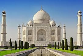 The Famous Taj Mahal, Agra,INDIA