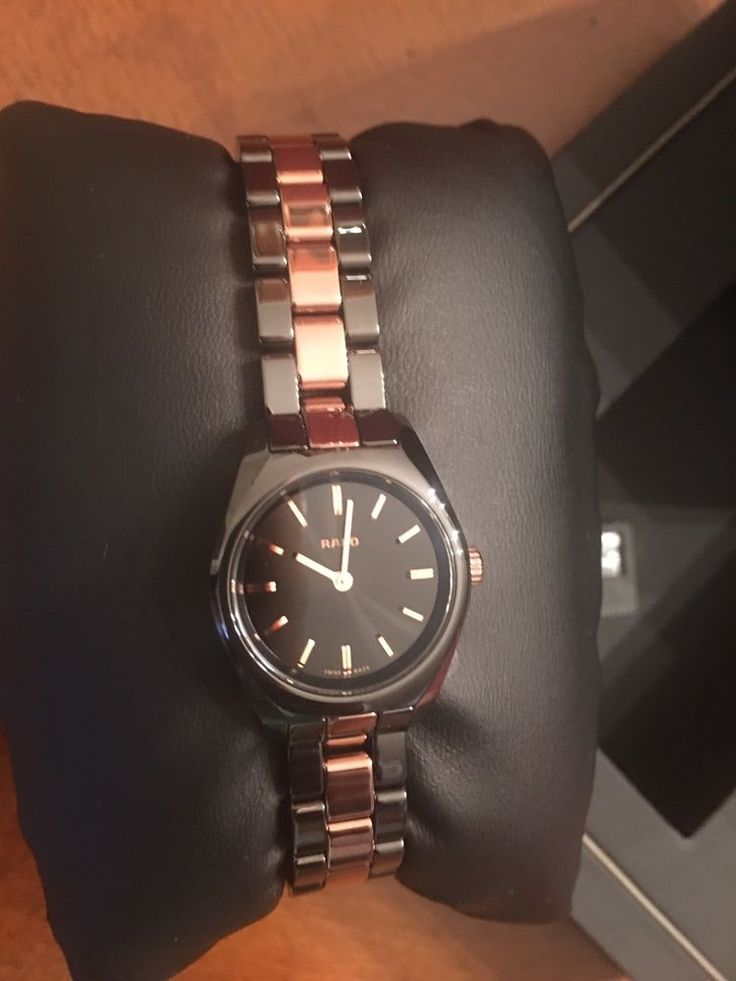 Rado specchio women 39 s quartz watch r31508152 mens fashion quartz watch watches luxury watches for Lots specchio