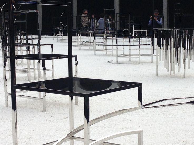 50 manga chairs by Nendo  #50mangachairs #chairs #nendo #japanese #design #fuorisalone #fuorisalone2016 #fuorisalone16 #installazione #installation #japan #milano #milan #interiordesign #designinstallation