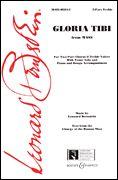 Gloria Tibi by Leonard Bernstein | J.W. Pepper Sheet Music