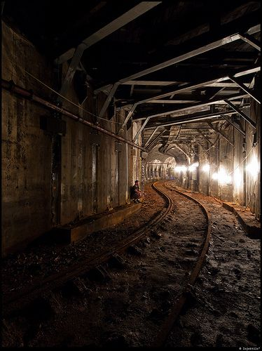 train tracks that have stories to tell...