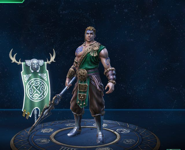 Smite 4.11 skins in HD - Imgur
