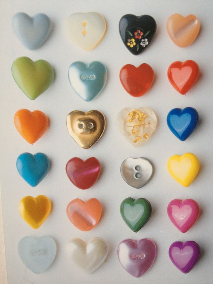 Love in all shapes & colors