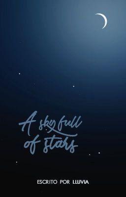 Mira las estrellas, mira como ellas brillan por ti. #poesía # Poesía # amreading # books # wattpad