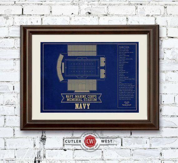 Navy Midshipmen - Navy-Marine Corps Memorial Stadium Seating Chart