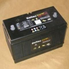 105 A/H Deltec Storage Solar Batteries
