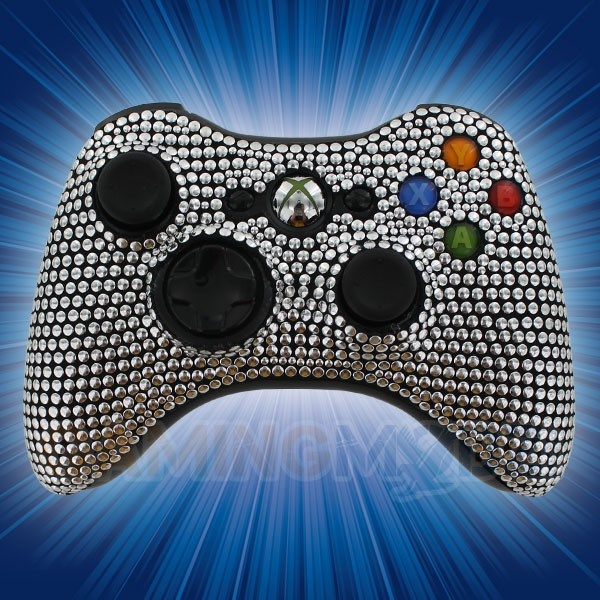 29 best custom xbox controller ideas images on pinterest video gamingmodz is offering pixel camo xbox 360 modded controllers they are available in 9 colors this is our chrome pixel camo xbox 360 modded controller solutioingenieria Image collections