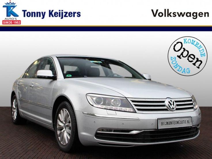 Volkswagen Phaeton  Description: Volkswagen Phaeton 3.0 TDI 5p.  Price: 422.18  Meer informatie
