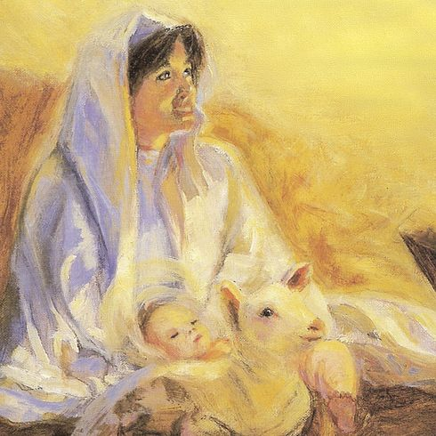 The Crippled Lamb by Max Lucado | 20 Magical Children's Christmas Books To Read Aloud