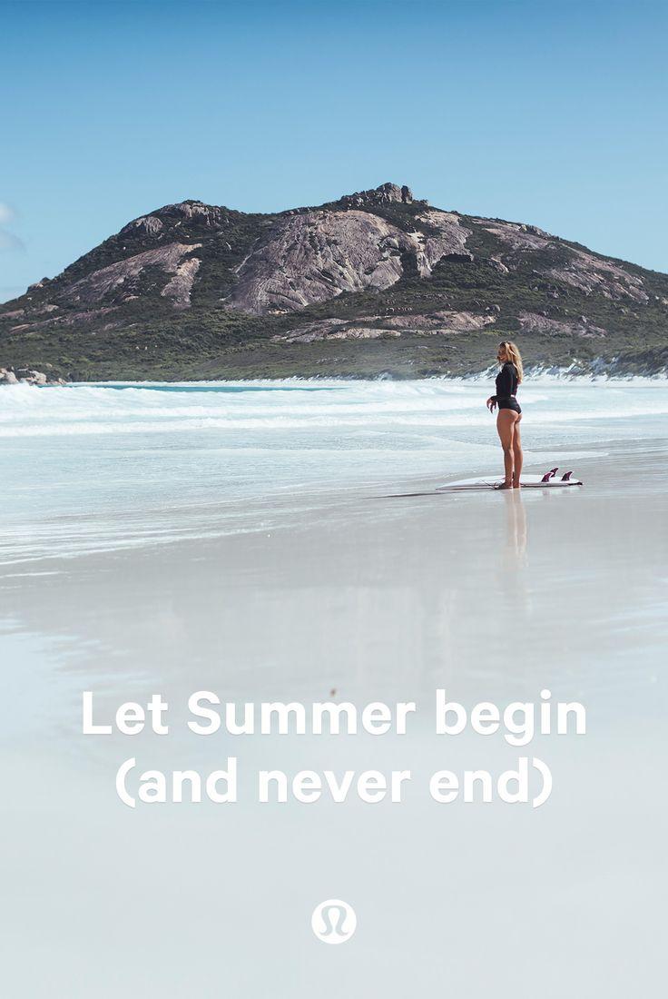 Summer vibes forever
