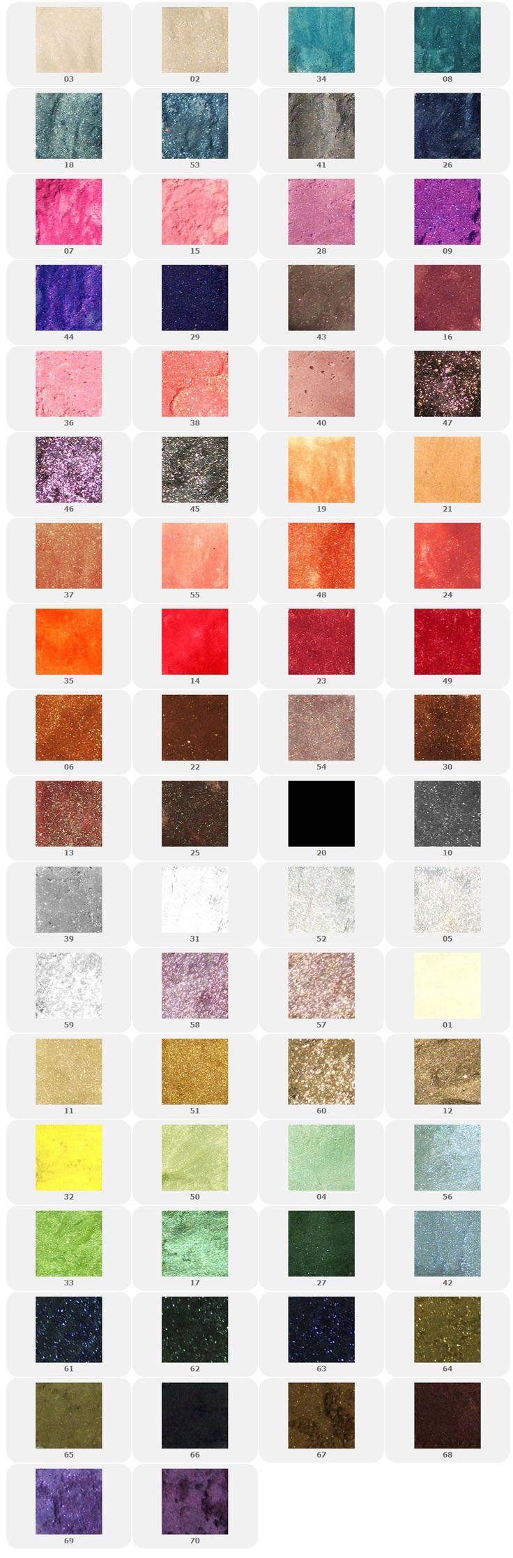 BEAUTY - KOSMETYKI DO MAKIJAŻU - APC Cosmetics - cienie do powiek, cienie sypkie, puder, puder w kulkach, błyszczyk, brokat, kosmetyki kolorowe, kosmetyki, puszek z pudrem, puszek, puder rozświetlający, puder w kamieniu, makijaż