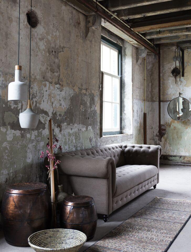 Dutchbone Lampa Wisząca Cradle Caraffe 5300049 : Lampy wiszące gipsowe i ceramiczne : Sklep internetowy Elektromag Lighting #vintage #lighting #lamp