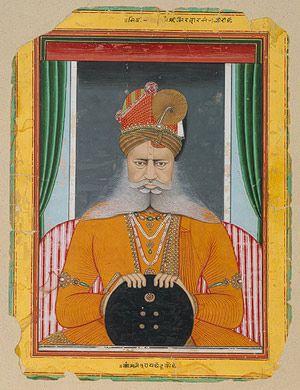 Maharaja Sardar Singh (r. 1851–72)