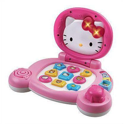 Hello Kitty Laptop Baby Hello Kitty 12+ mnd Vtech Dutch Brand New! Veiling in de Cadeautjes & Speelgoed,Babyspullen Categorie op eBid Nederland   141199368