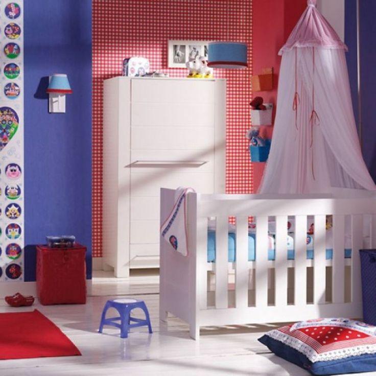 Baby & Peuter slaapkamers > Slaapkamer Milk > Webshop Millk ledikant Coming kids | Verwende apen