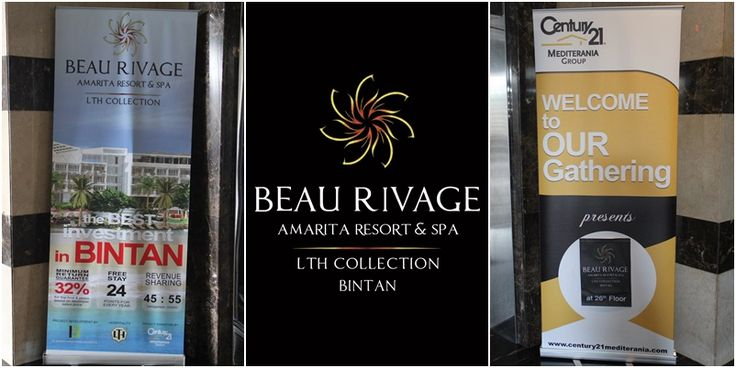 Acara Agent Gathering Beau Rivage Amarita Resort bersama dengan Century21 Mediterania Group, yang diadakan di MDC Hall (Wisma 76 Slipi), pada hari kamis lalu, 29 September 2016. Dimana membahas mengenai project Beau Rivage, dan  Kenapa harus memilih Bintan sebagai tempat untuk berinvestasi❓Acara Agent Gathering Beau Rivage Amarita Resort bersama dengan Century21 Mediterania Group, yang diadakan di MDC Hall (Wisma 76 Slipi), pada hari kamis lalu, 29 September 2016. Dimana membahas mengenai…