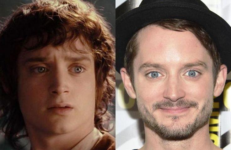 Фродо Бэггинс (Элайджа Вуд)