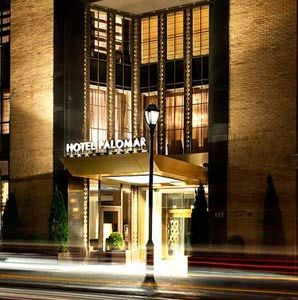 Hotel Palomar, Philadelphia - Hotels | Travel + Leisure